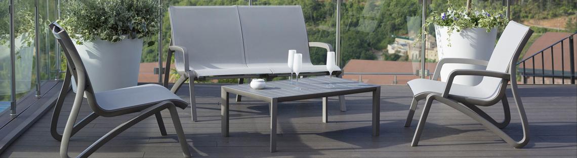 Lounge für den Außenbereich