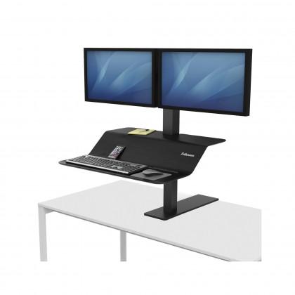 Sitz-Steh Lotus™ VE Workstation Doppel Art. 8082001