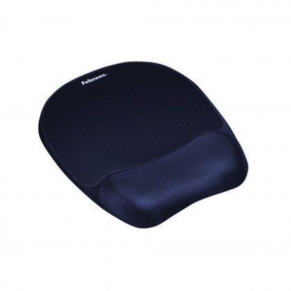 Mauspadmit Handgelenkauflage Memory Foam Blau Art. 9172801