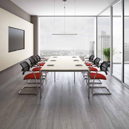 Konferenztisch Doria Meeting 4/6 Plätze