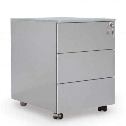Metallcontainer Grau