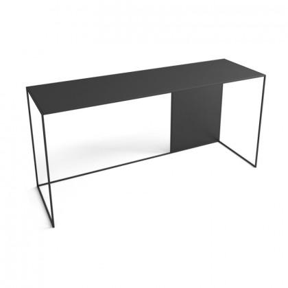 Geradliniger Schreibtisch aus Metall Desk