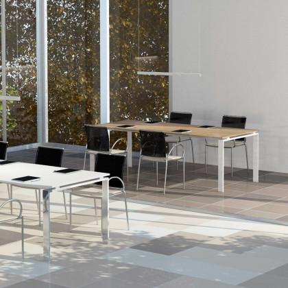 Konferenztisch Doria 4 Plätze