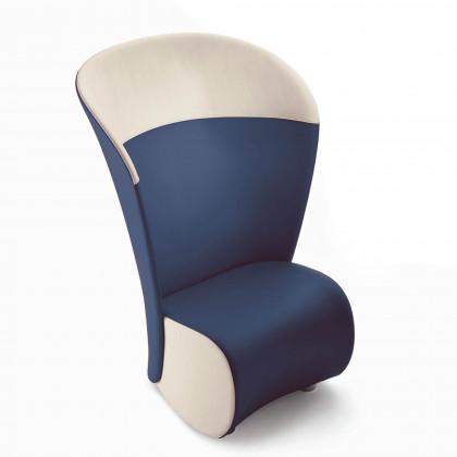 Sessel für Wartebereich Koccola Plus zweifarbig