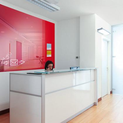 Tafel Vertical Plan-60 x 90- Red