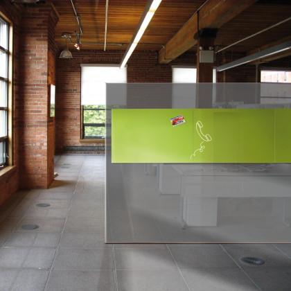 Tafel Vertical Plan-120 x 200- Limette