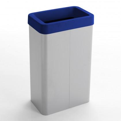 Papierkorb für die Mülltrennung Mod. MAXI 2