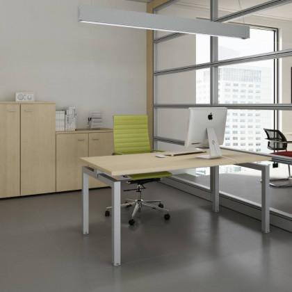 Geradliniger Schreibtisch Brooklyn