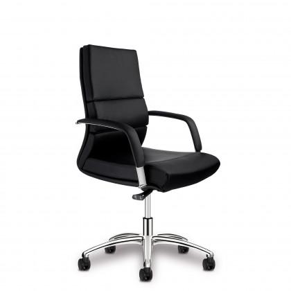 Executive Stuhl Körper Aluminium