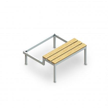 Unterbau-Sitzbank Art. PPL080