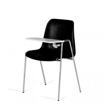 Stuhl mit Armlehne und Klapptisch Vicenza-2
