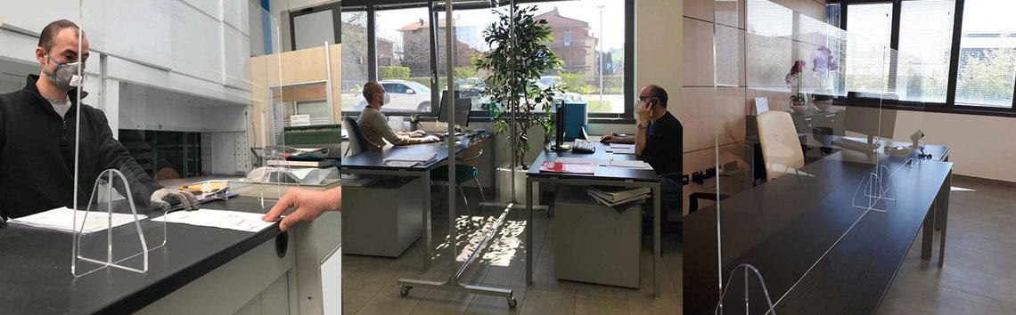 Accessori per scrivania e computer