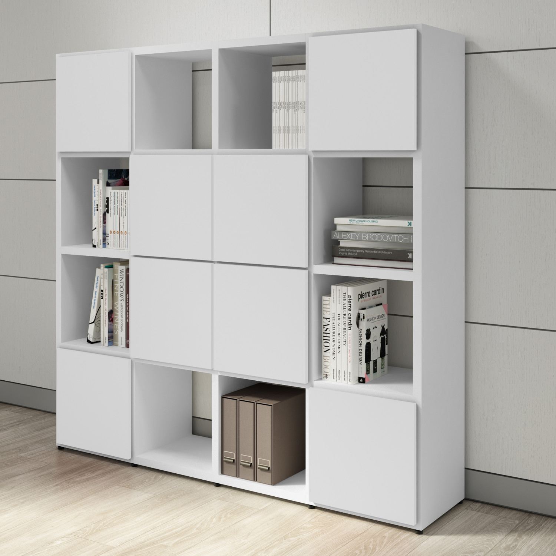 Stunning libreria con ante images amazing house design - Libreria con ante ikea ...