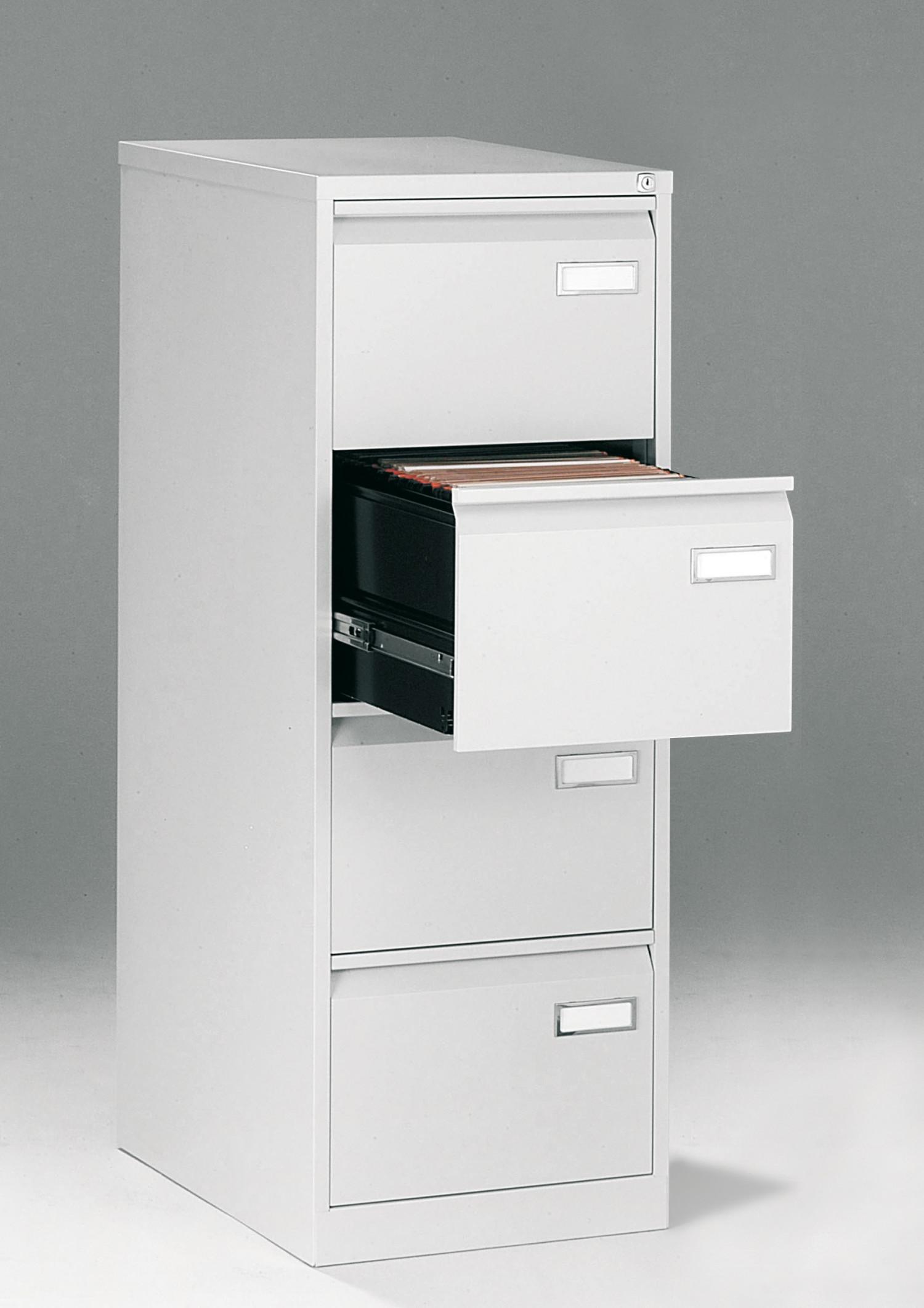 Cassettiere Metalliche Per Ufficio.Classificatore Metallico A 4 Cassetti Art Four Feeling