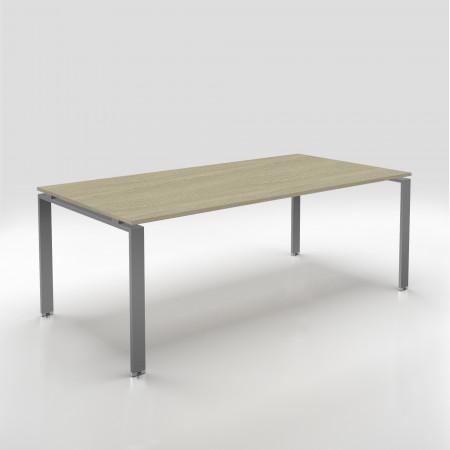 Tavolo riunione doria 6 posti - Misure tavolo 6 posti ...