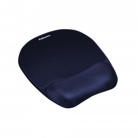 Mousepad con poggiapolsi Memory Foam Blu art. 9172801