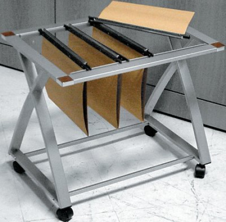 Carrello portacartellette SEGUIMI F121/D