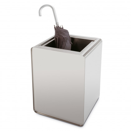 Portaombrelli con vaschetta mod. PRISMA 4