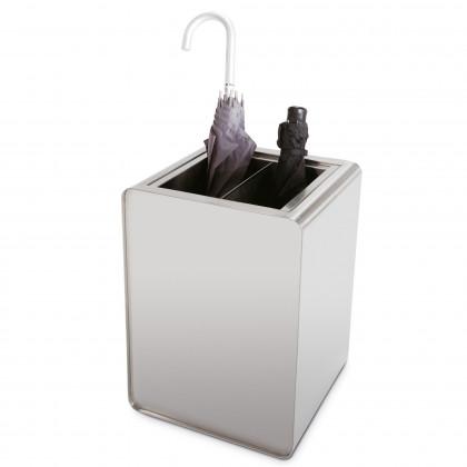 Portaombrelli con vaschetta mod. PRISMA 3