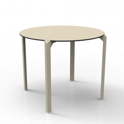 Tavolo Quartz diametro 90/100