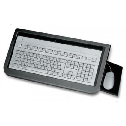 Supporto per tastiera e mouse art. 90350TM NR