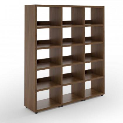 Libreria Brera 2.0 a 3 elementi a giorno
