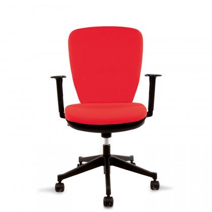 Seduta operativa Diva con braccioli regolabili