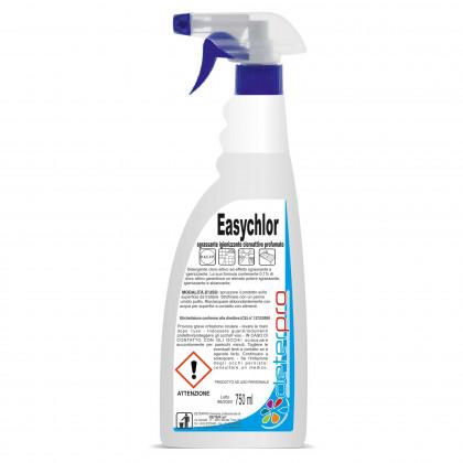 Easyclor ml 750 detergente sanificante. Conf.18 pz