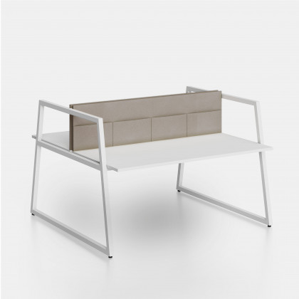 Bench Fusion screen con tasche