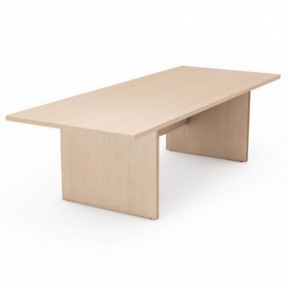 Tavolo riunione New Rossana fianchi pannello