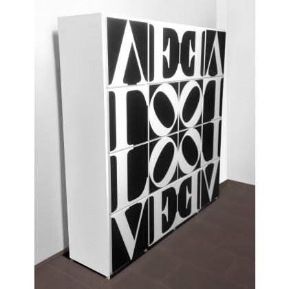 Libreria Doria Cube Love