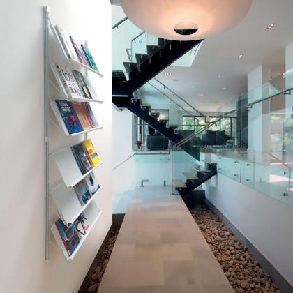 Libreria in metallo SOCRATE mod. SCR160-BO