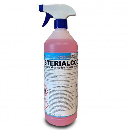 Sterialcool sanificante per superfici e tessuti