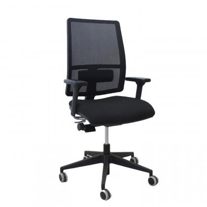 Seduta operativa Work con braccioli regolabili in altezza