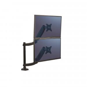 Braccio Monitor doppio verticale serie Platinum™ art. 8043401