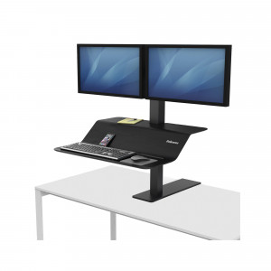 Sit-Stand Lotus™ VE Workstation doppio art. 8082001