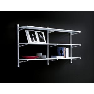 Libreria in metallo SOCRATE mod. SCR24-BO