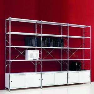 Libreria in metallo SOCRATE mod. SCR22-BO